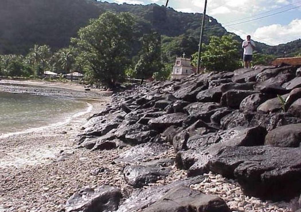 Afono Area, Tutuila, American Samoa