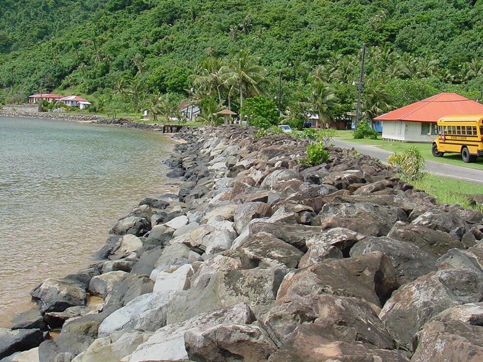 Masefau Area, Tutuila, American Samoa
