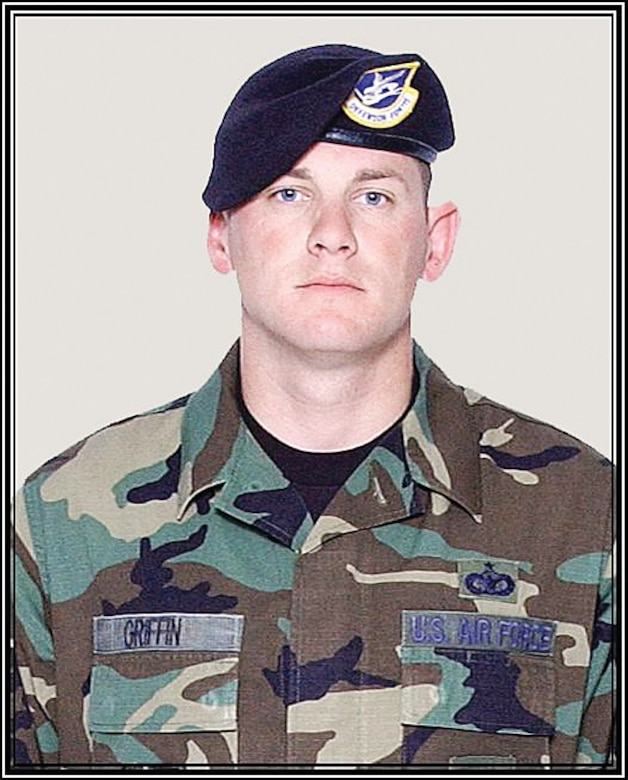 Staff Sgt. Travis Griffin