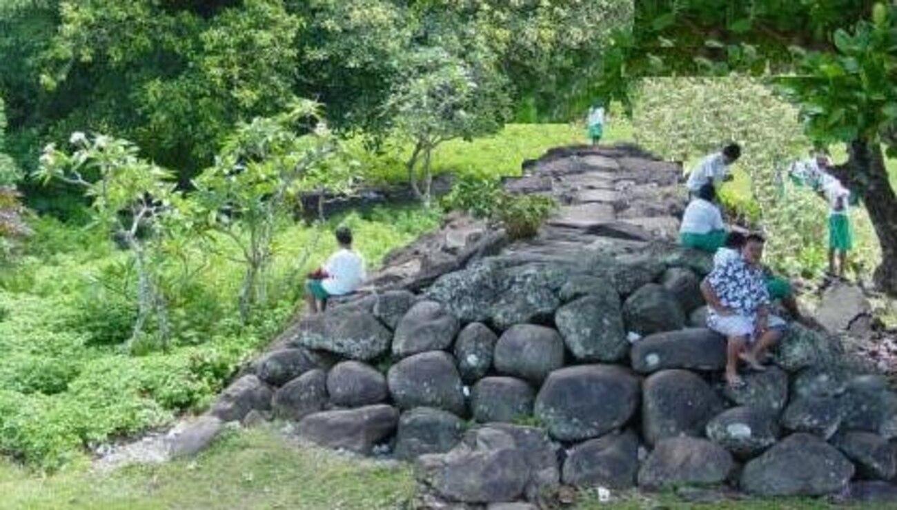 Vatia Area, Tutuila, American Samoa