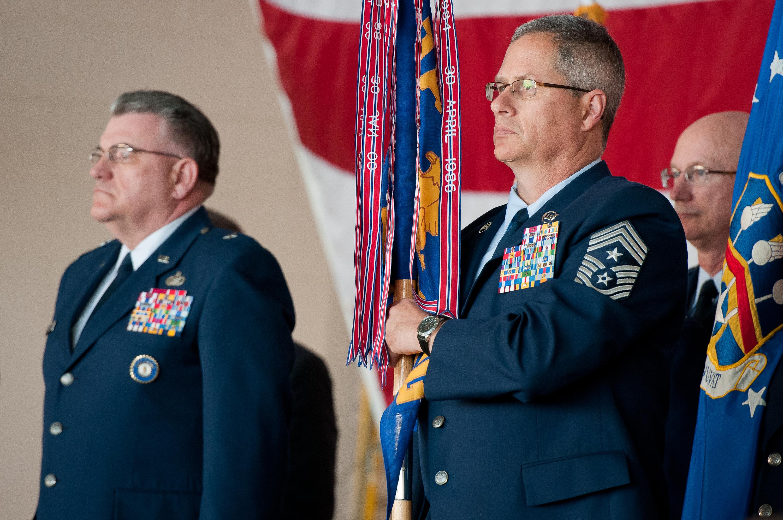 Headquarters Kentucky Air National Guard Earns 9th Air Force