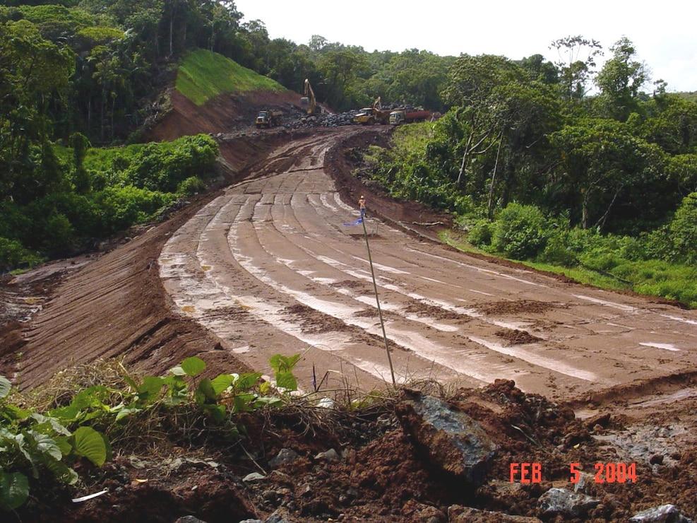 Palau Compact Road