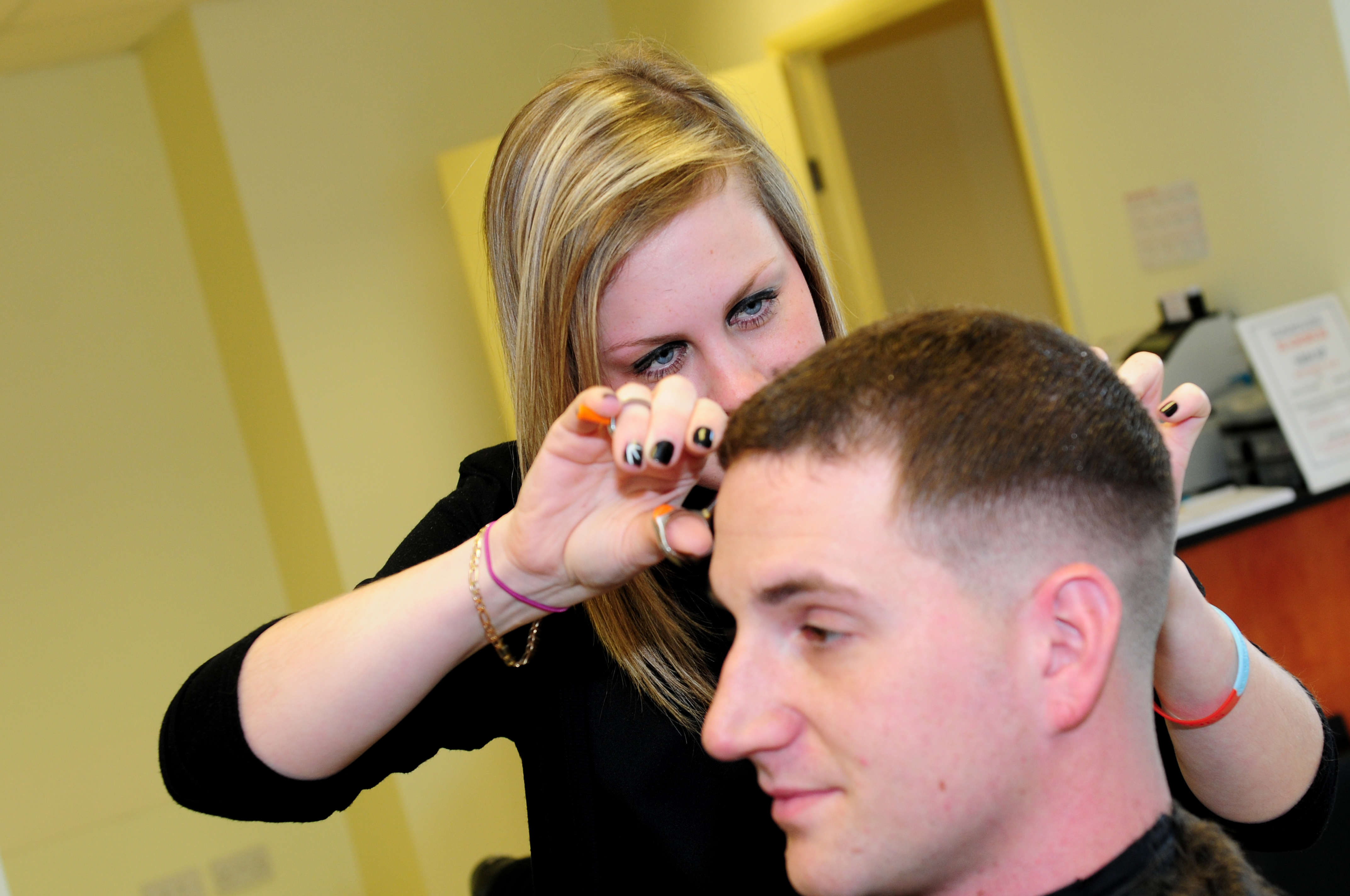 Need A Haircut Youve Got Options Royal Air Force Lakenheath