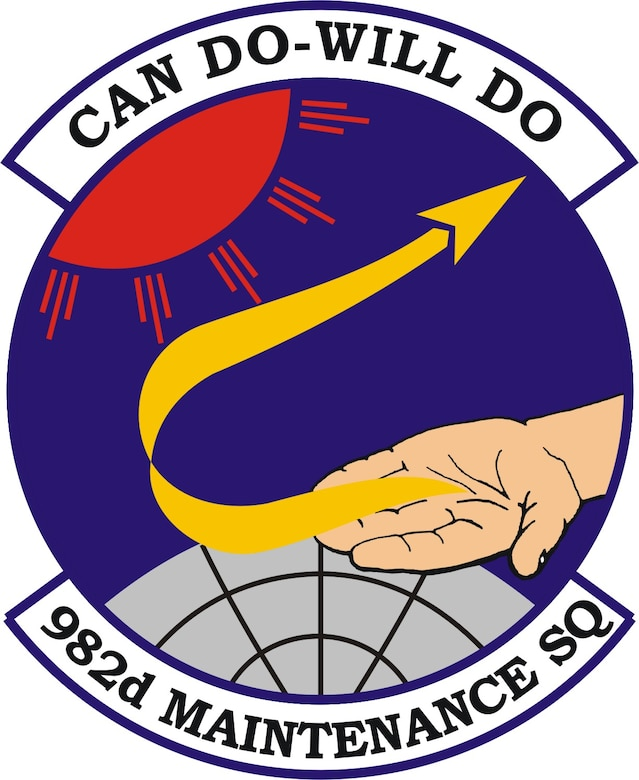 982nd Maintenance Squadron