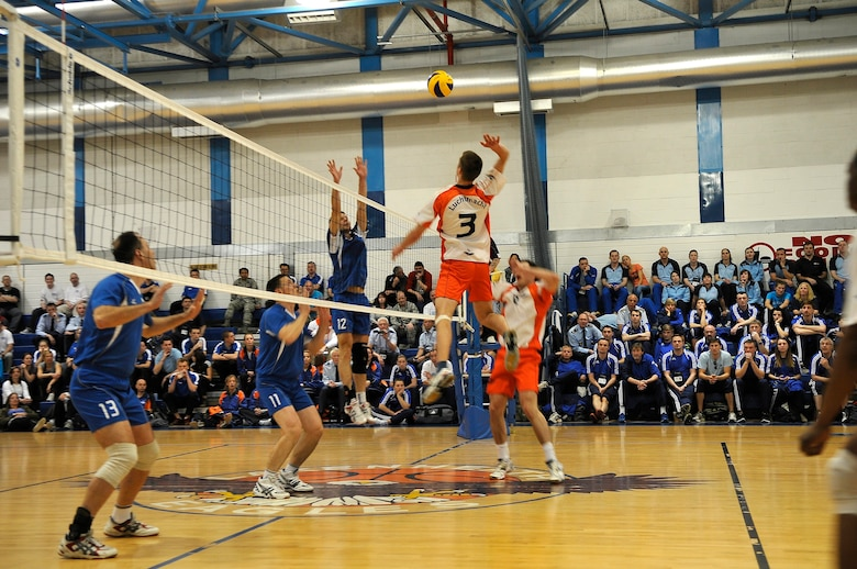 Volleyball: Bringing nations together > Royal Air Force ...