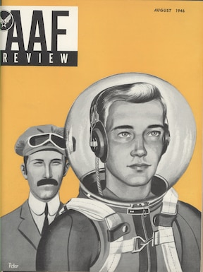 The Air Corps Newsletter became Air Force: the Official Service Journal of the US Army Air Forces in December 1942, later AAF Review, and finally, Air Force Magazine.