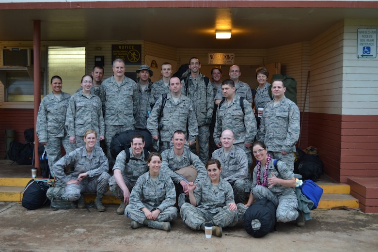 110th Airlift Wing Medical Squadron volunteers for Tropic Care 2012 in Kauai, Hawaii from Tuesday, February 28, 2012 to Monday, March 12, 2012.