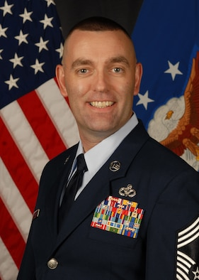 Chief Master Sgt. Garry Berry