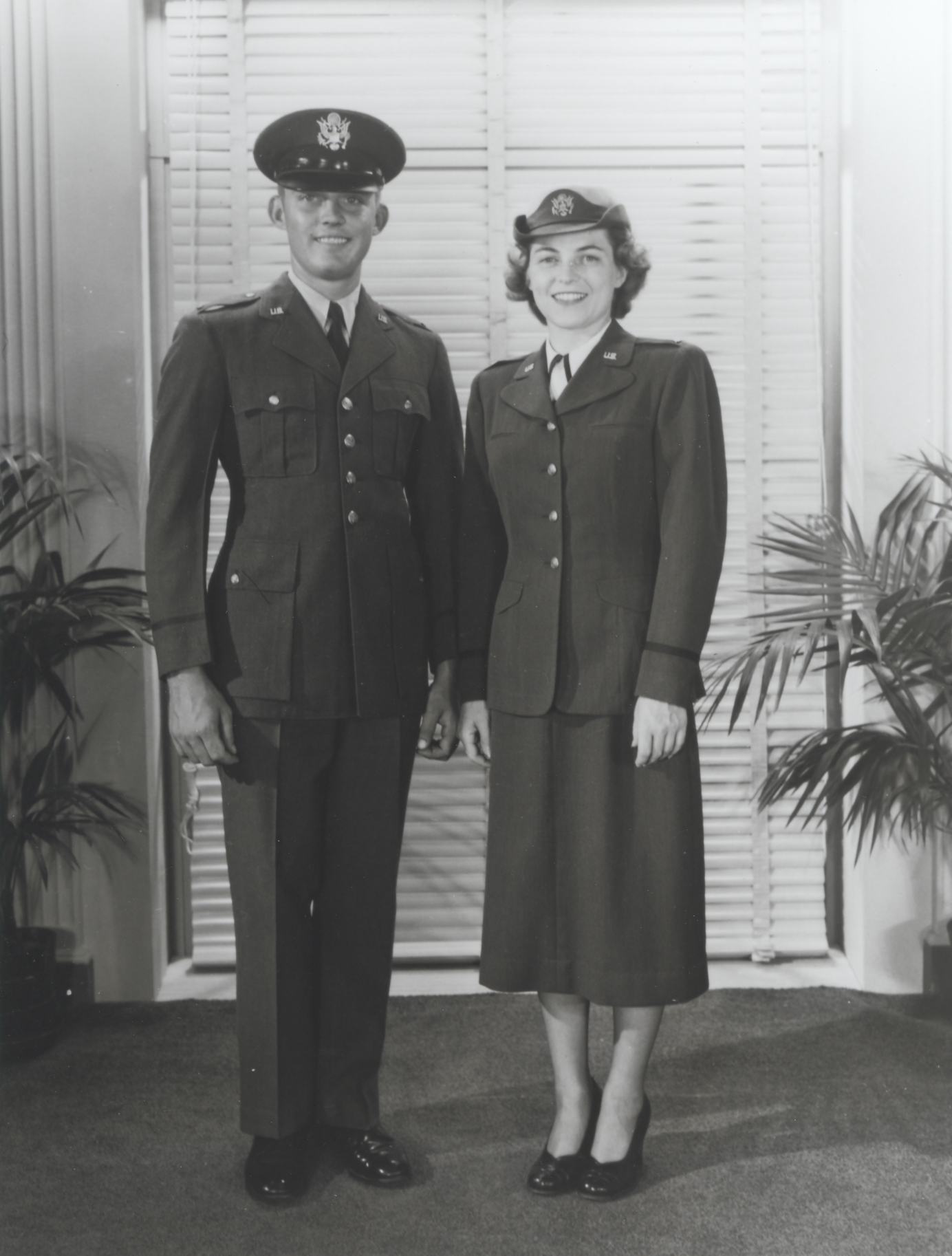 Early 1950 S First Usaf Uniforms Gt Air Force Historical