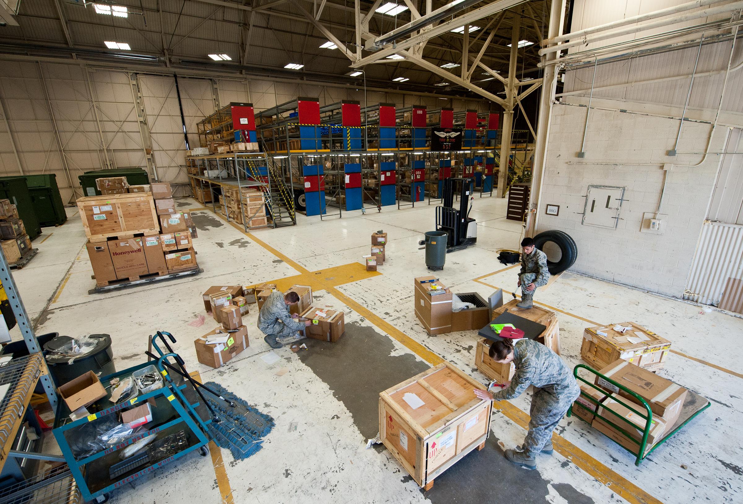 Spare Parts Logistics