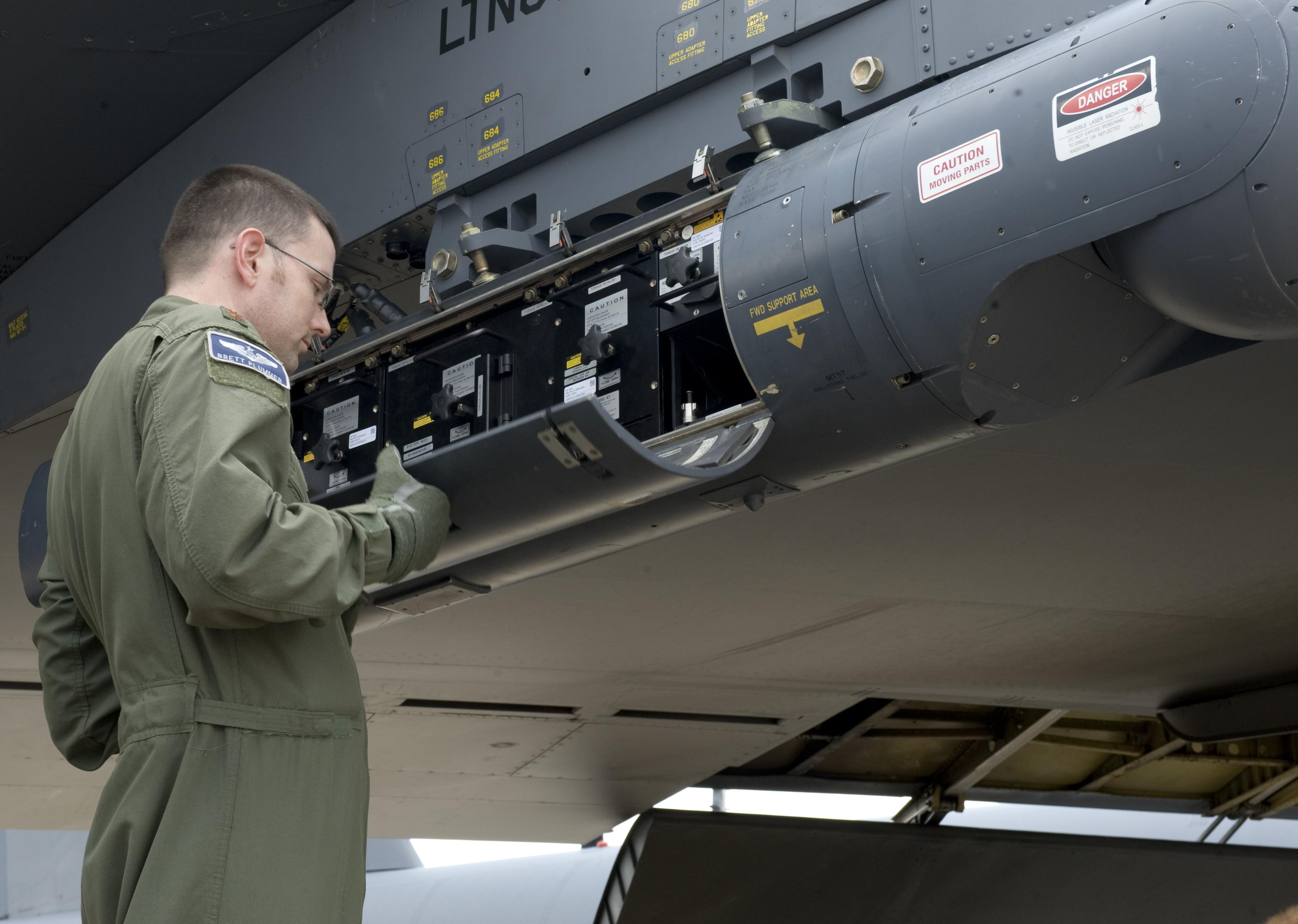 B-52H radar navigator: on-time, on-target > Barksdale Air