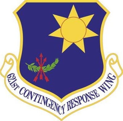 621st CRW Patch