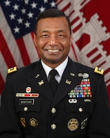 On May 22, 2012, Lieutenant General Thomas P. Bostick became the 53rd U.S. Army Chief of Engineers and Commanding General of USACE.  Lieutenant General Bostick serves as the senior military officer overseeing most of the Nation's civil works infrastructure and military construction.