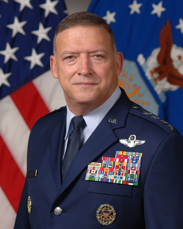 Gen. Gary North, Pacific Air Forces commander