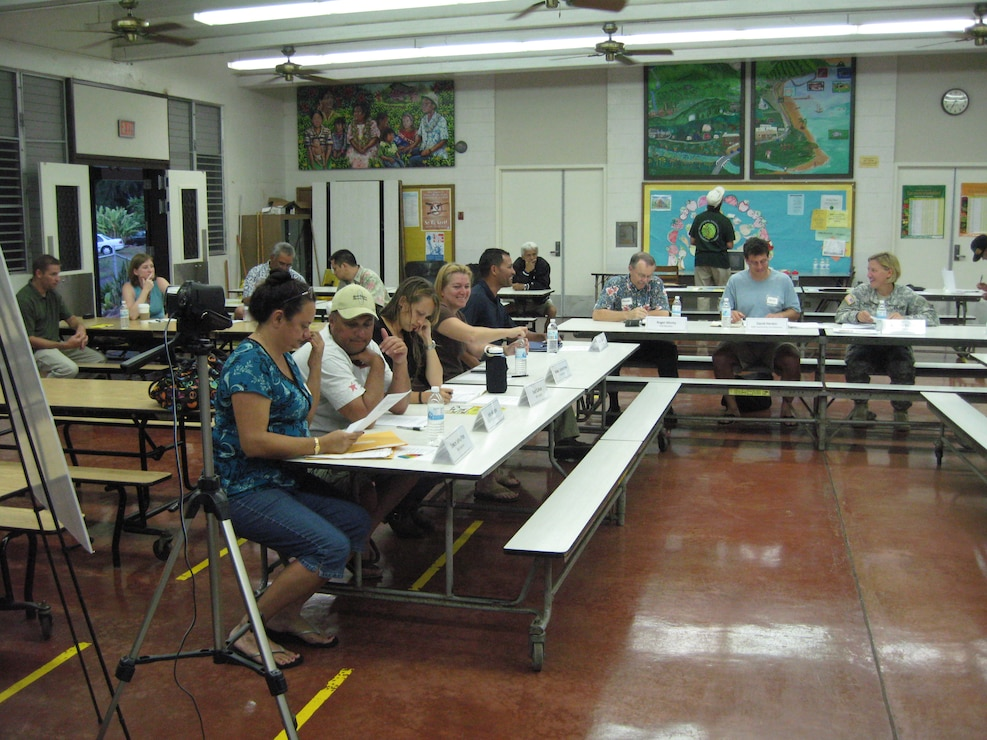 Waikane Valley FUDS RAB Meeting