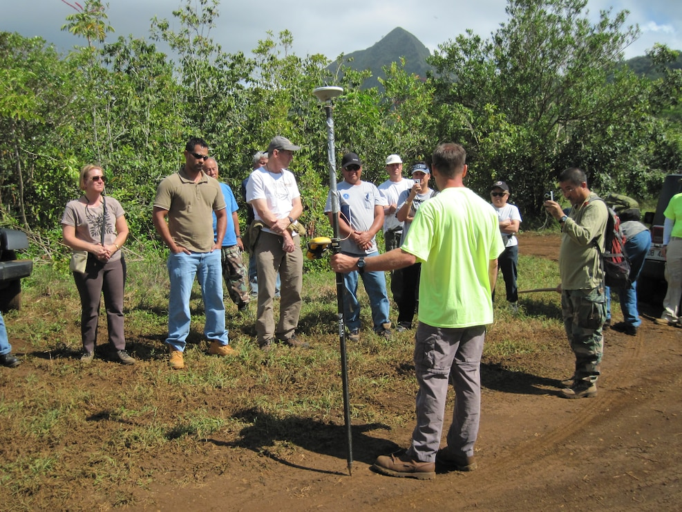 Waikane Valley FUDS Site Visit