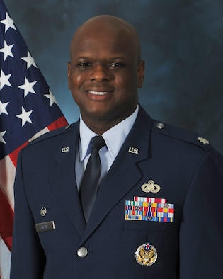 Lt. Col. Craig Smalls, 36th Force Support Squadron commander.  (U.S. Air Force courtsey photo/Released)