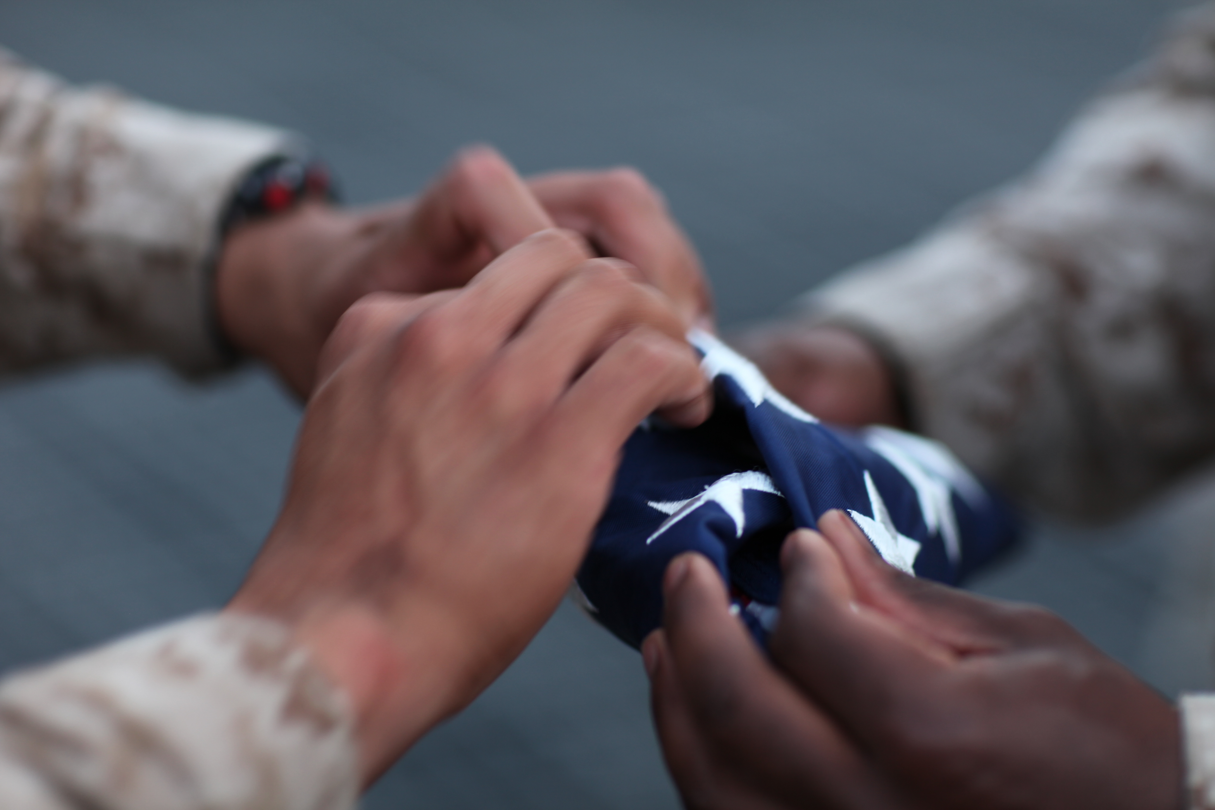 Memorial Day for Marines at Afghanistan\'s Helmand post honors fallen ...