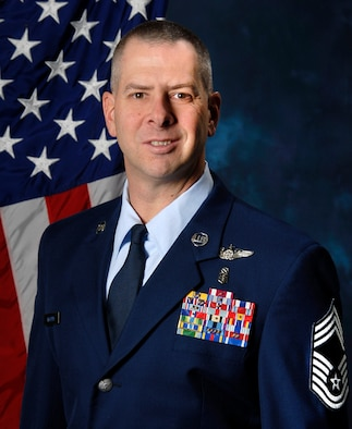 Chief Master Sgt. David Martin, 36th Wing Medical Group chief (U.S. Air Force courtsey photo/Released)