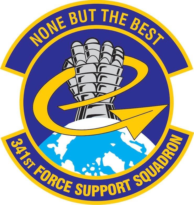 341 Force Support Squadron Emblem
