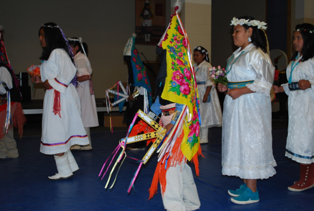 Cochiti Cultural Immersion Training
