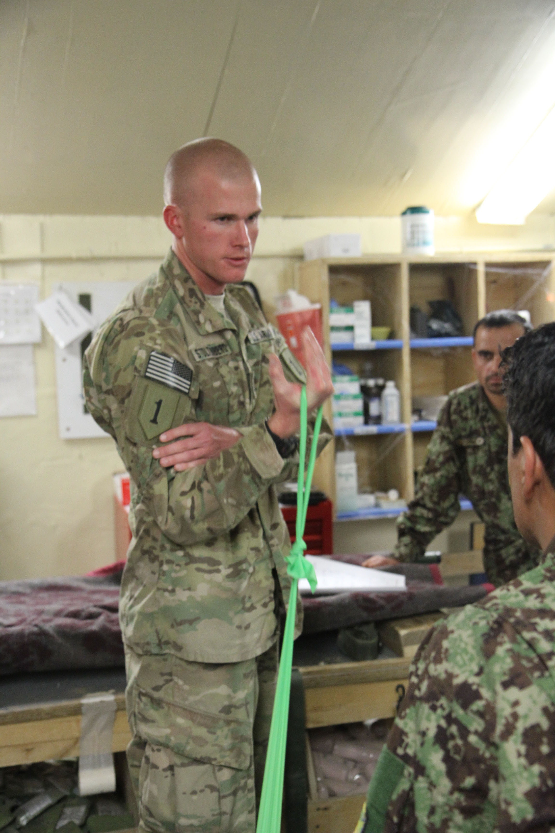 army physician assistant