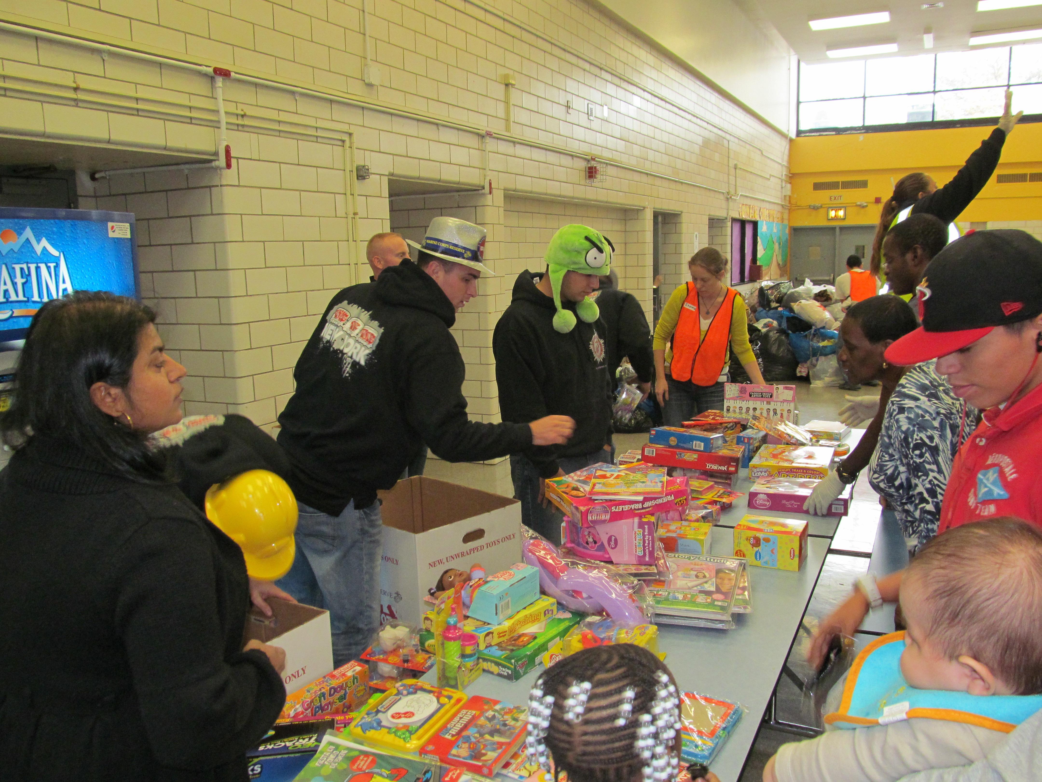 Toy Donation Application : Photos