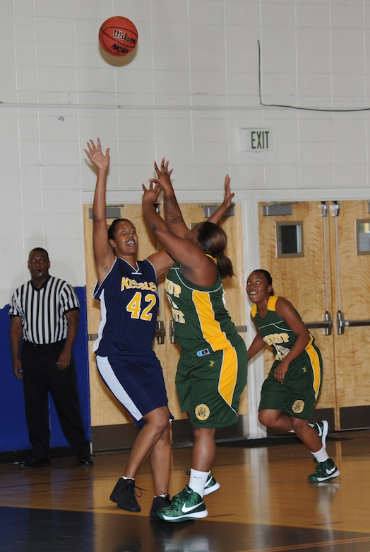 Womens varsity basketball > Keesler Air Force Base > Article