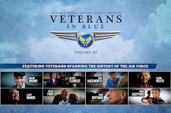 Veterans in Blue highlights 19 personal stories of heroism from World War II to today.