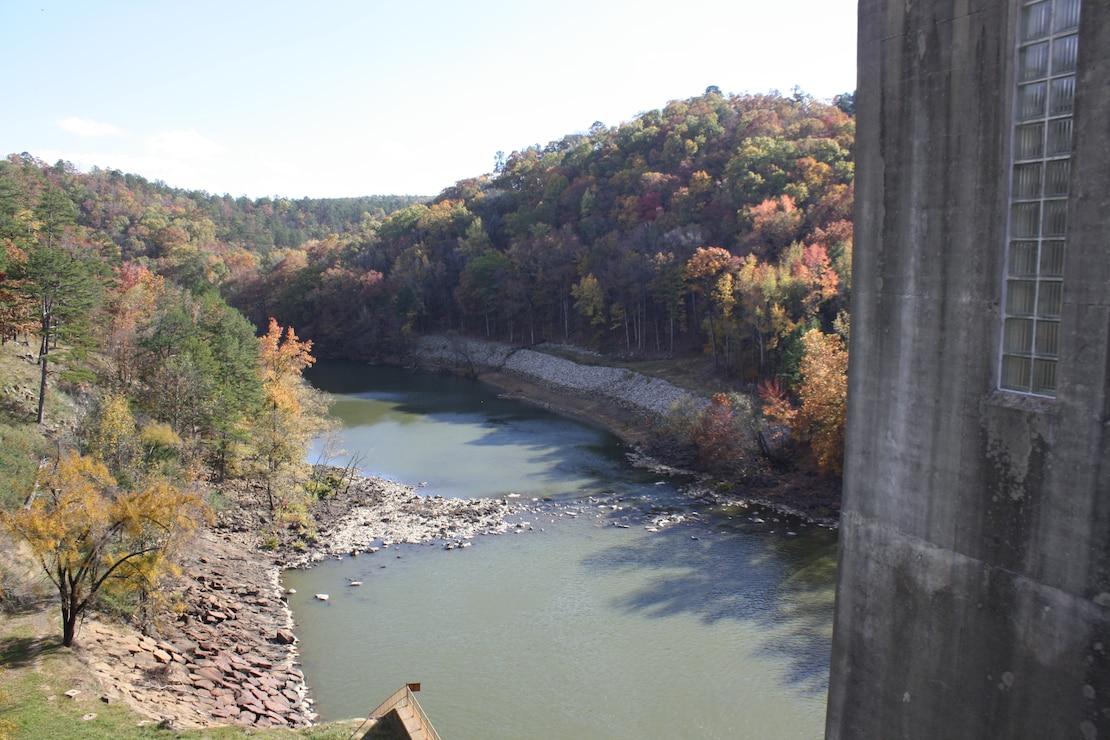 Fourche LaFave River