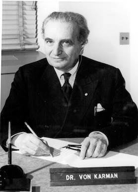 Dr. Theodore von Kármán