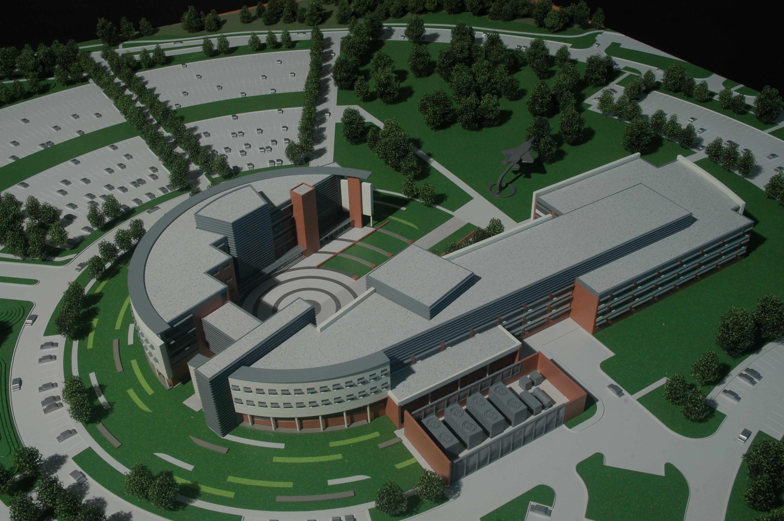 Afrc Unveils Future Headquarters Home Robins Air Force
