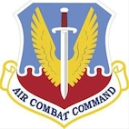 Air Combat Command Crest. In accordance with Chapter 3 of AFI 84-105, commercial reproduction of this emblem is NOT permitted without the permission of the proponent organizational/unit commander