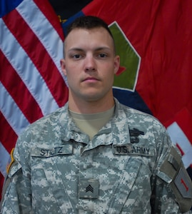 Staff Sgt. Matthew Stiltz died Nov. 12, 2012, 1st Bn, 28th Inf. Reg, 1st Inf. Div.