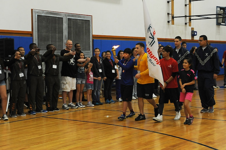 Thousands turn out for Kadena Special Olympics > Pacific ...