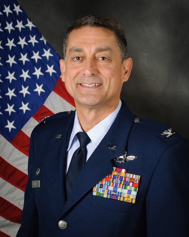Col. Warren H. Hurst has been selected as the next commander of the Kentucky Air National Guard's 123rd Airlift Wing, Kentucky's adjutant general announced Aug. 7, 2012. (U.S. Air Force photo)