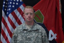 Sgt. Channing Hicks died Nov. 16, 2012, 1st Bn, 28th Inf. Reg, 1st Inf. Div.