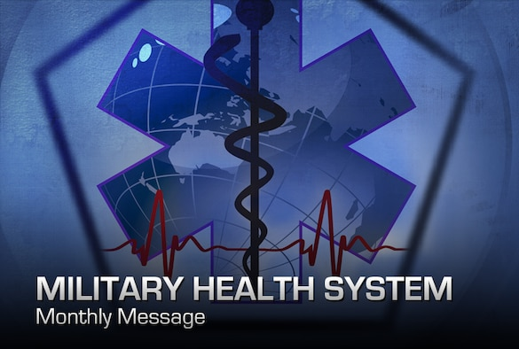 Monthly Message Medical Health System