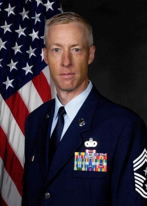 Chief Master Sgt. Michael Warner