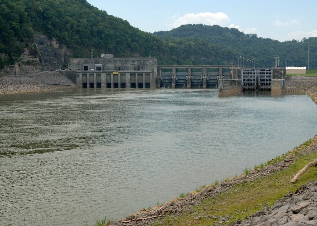 Cordell Hull Lock and Dam Project