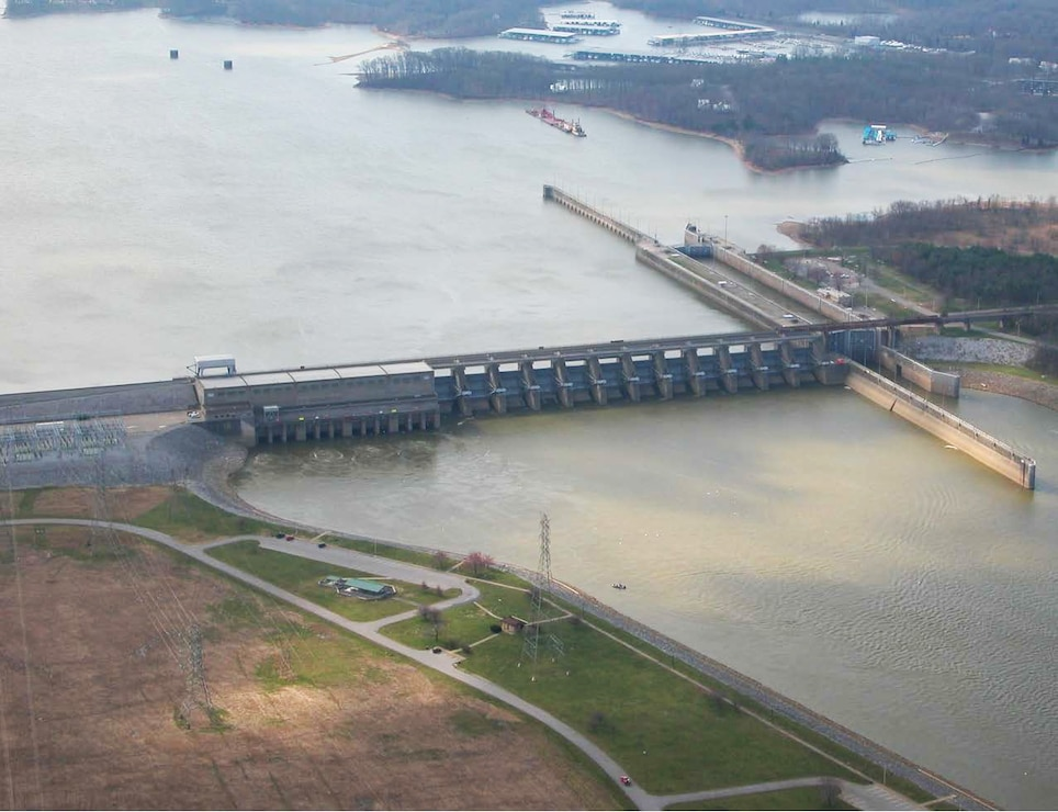 Lake Barkley Lock and Dam Project