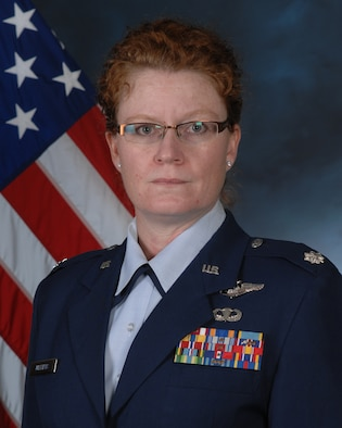 Lt Col Adrienne Williams, 36th Wing Chief of Safety(U.S. Air Force courtesy photo/Released)