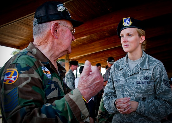 Old New Security Forces Members Come Together Gt Eglin Air
