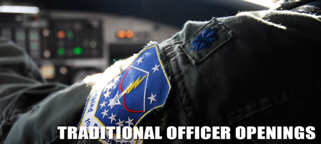 Traditional Officer openings