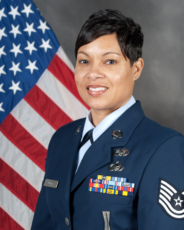 Tech. Sgt. Karen Fulton, an orderly room clerk assigned to the 123rd Logistics Readiness Squadron, has been named the Kentucky Air National Guard's 2012 Outstanding Airman of the Year in the NCO category.  Fulton received an excellent rating during a 2011 OPSEC inspection and developed master file plans for 12 separate flights within the squadron. (U.S. Air Force photo by Master Sgt. Phil Speck)