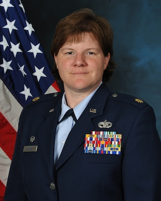 Maj Nicole Fuller, 36th Logistics Readiness Squadron commander(U.S. Air Force courtesy photo/Released)