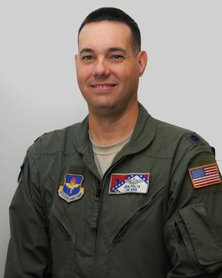 Lt. Col. Erik Polta