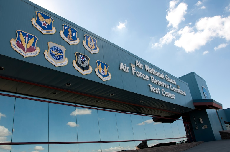 Air National Guard Air Force Reserve Command Test Center (AATC) located at the Tucson International Airport, 162nd Fighter Wing. (U.S.Air Force photo/Master Sgt. David Neve)