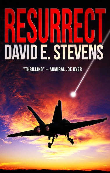 "A new science fiction thriller book, ""Resurrect,"" written by retired AEDC Navy commander David Stevens, is the first in a trilogy. The book will be available in bookstores Nov. 1."