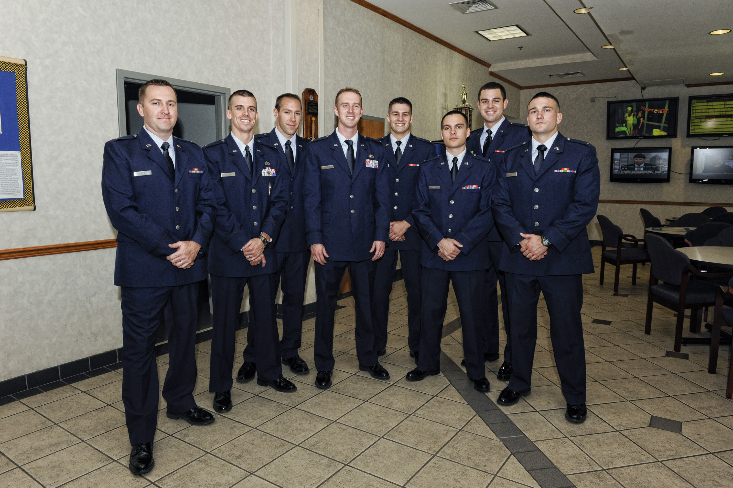 Abm Graduation Tyndall Air Force Base Article Display